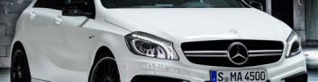 Mercedes-Benz A45 AMG (W176) на IronHorse.ru ©