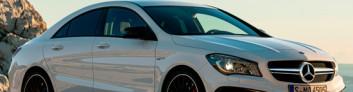 Mercedes-Benz CLA 45 AMG на IronHorse.ru ©
