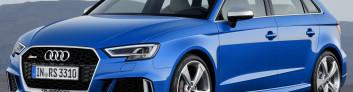Audi RS3 Sportback (2016-2017) на IronHorse.ru ©