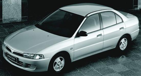 Mitsubishi Lancer 8 (1995-2000) на IronHorse.ru ©