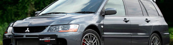 Mitsubishi Lancer Evolution 9 (универсал) на IronHorse.ru ©