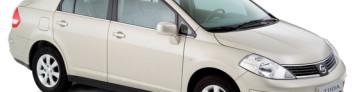 Nissan Tiida (C11) Sedan на IronHorse.ru ©