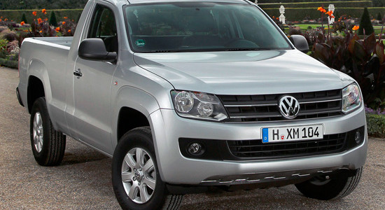 VW Amarok SingleCab (2011-2016) на IronHorse.ru ©