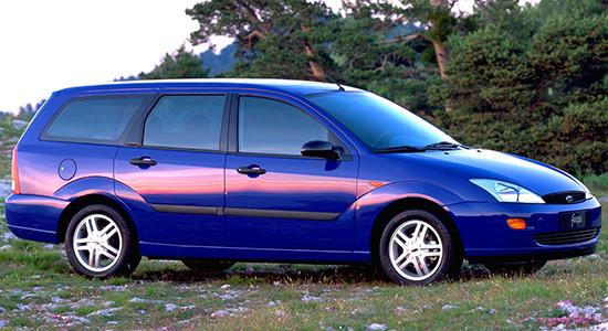 Ford Focus 1 (универсал) на IronHorse.ru ©