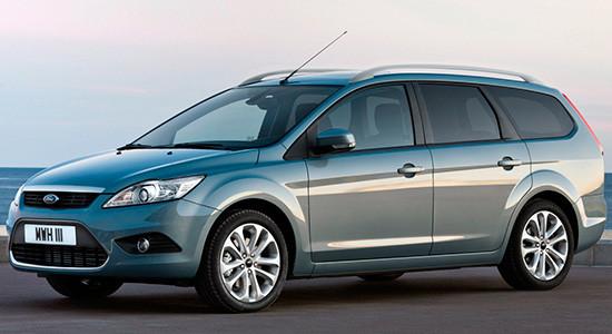 Ford Focus 2 (универсал) на IronHorse.ru ©