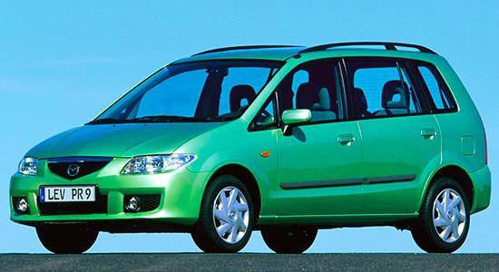 Mazda Premacy на IronHorse.ru ©