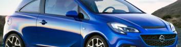 Opel Corsa E OPC на IronHorse.ru ©
