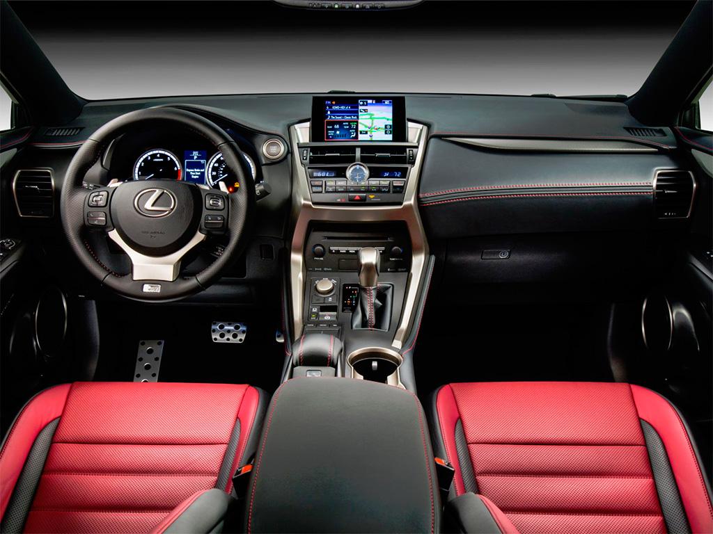 Lexus Nx 200T F Sport >> Lexus NX 200t - цена и характеристики, фотографии и обзор