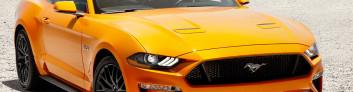 Ford Mustang 6 (2016-2017) на IronHorse.ru ©