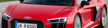 Audi R8 (2016) на IronHorse.ru ©