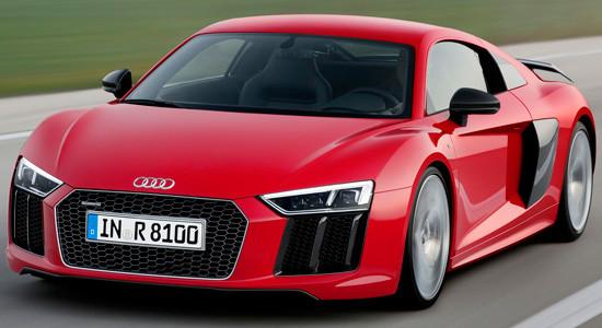 Audi R8 (%year%)