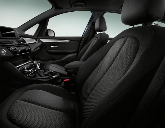 интерьер BMW 2-series Gran Tourer