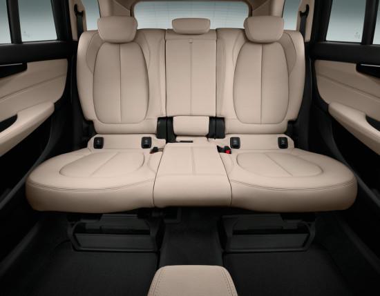 в салоне BMW 2-series Gran Tourer