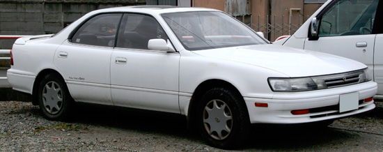 Toyota Camry (V30) на IronHorse.ru ©