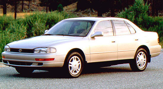 Toyota Camry (XV10, 1991-1996) на IronHorse.ru ©
