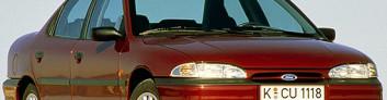 Ford Mondeo (Mk I) 1992-1996 на IronHorse.ru ©