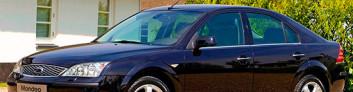 Ford Mondeo (Mk III) 2000-2007 на IronHorse.ru ©