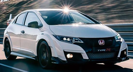 Honda Civic Type R (FK2) на IronHorse.ru ©