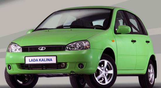 Lada Kalina 1 (хэтчбек) на IronHorse.ru ©