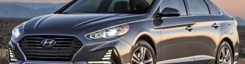 Hyundai Sonata 7 (2016-2017) на IronHorse.ru ©