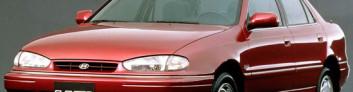 Hyundai Elantra 1 (1990-1995) на IronHorse.ru ©