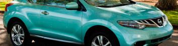 Nissan Murano CrossCabriolet на IronHorse.ru ©