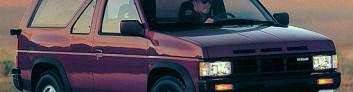 Nissan Terrano I (1985-1995) на IronHorse.ru ©