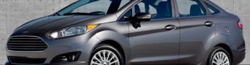 Ford Fiesta 6 Sedan (2016-2017) на IronHorse.ru ©