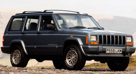 Jeep Cherokee (XJ) 1983-2001 на IronHorse.ru ©
