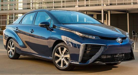 Toyota Mirai на IronHorse.ru ©