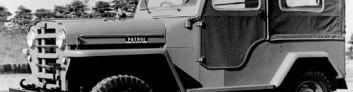 Nissan Patrol (1951-1960) на IronHorse.ru ©
