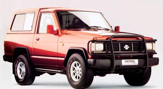 Nissan Patrol 3 (160 и 260 series) на IronHorse.ru ©