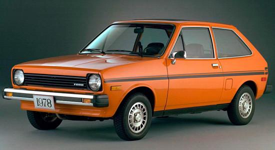 Ford Fiesta 1 (1976-1983) на IronHorse.ru ©