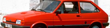 Ford Fiesta 2 (1983-1989) на IronHorse.ru ©