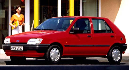 Ford Fiesta 3 (1989-1997) на IronHorse.ru ©