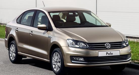 Volkswagen Polo Sedan (2016-2017) на IronHorse.ru ©