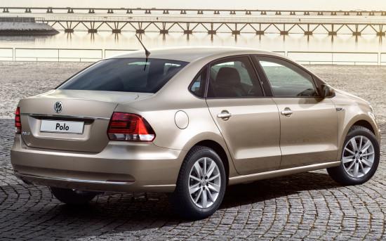 2015-2016 Volkswagen Polo Sedan