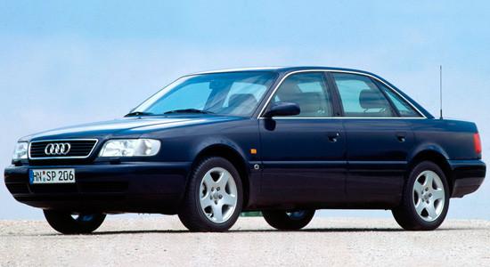 Audi A6 (C4) 1994–1997 на IronHorse.ru ©