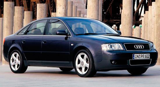 Audi A6 (C5) 1997–2004 на IronHorse.ru ©