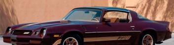 Chevrolet Camaro (1970-1981) на IronHorse.ru ©