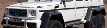 Mercedes-Benz G63 AMG 6x6 на IronHorse.ru ©