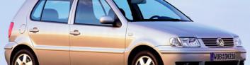 Volkswagen Polo 3 (1994-2002) на IronHorse.ru ©