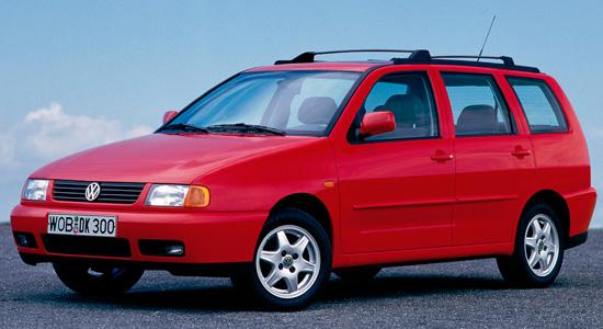 Volkswagen Polo 3 Variant (1994-2002)