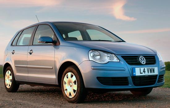 Volkswagen Polo 4 (2002-2009)