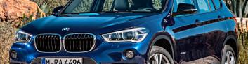 BMW X1 (F48) на IronHorse.ru ©