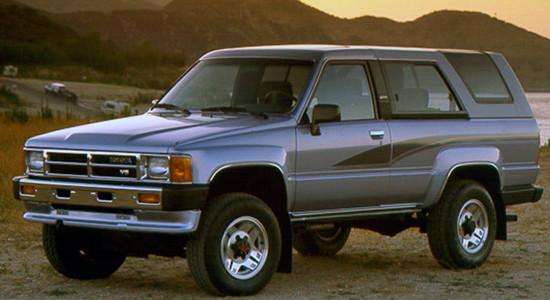 Toyota 4Runner (1984–1989) на IronHorse.ru ©