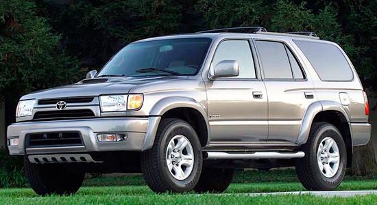 Toyota 4Runner (1995-2002) на IronHorse.ru ©