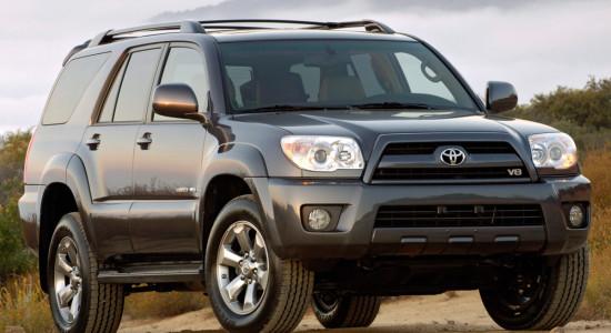 Toyota 4Runner (2002-2009) на IronHorse.ru ©