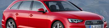 Audi A4 Avant (B9) на IronHorse.ru ©