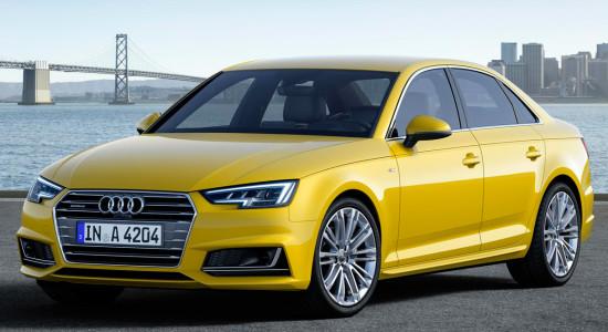 Audi A4 (B9) на IronHorse.ru ©
